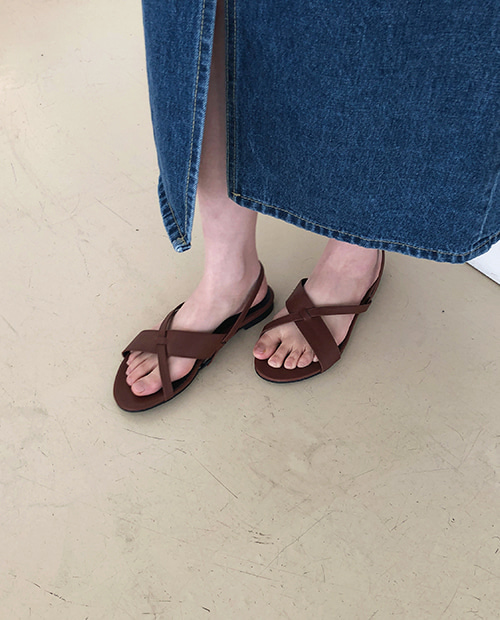 roco sandal / 4colors