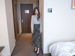 rose long skirt