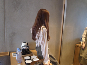 navillera blouse : beige