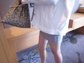 banding skirt pants