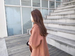 over handmade coat : pink 입고지연
