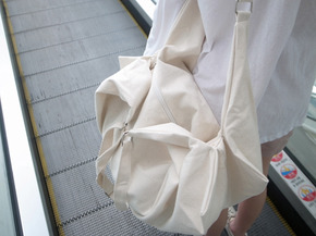 3way cotton bag