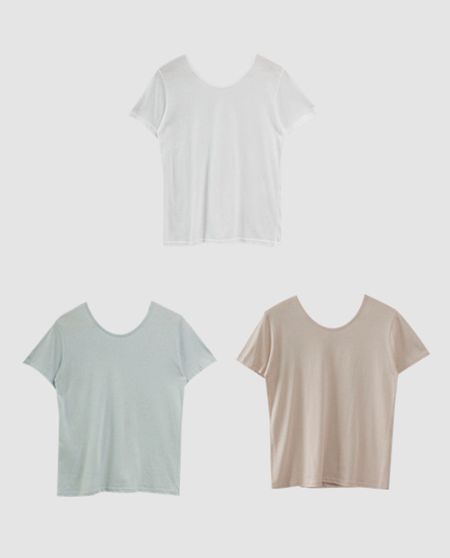 early basic tee / 3color