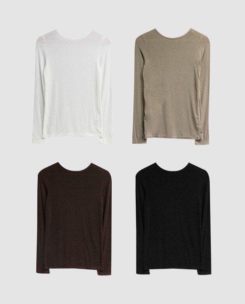 velope tee / 4color